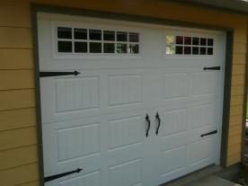 Andrew's Oak Summit door