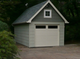 OR City Gable w/shakes to match home