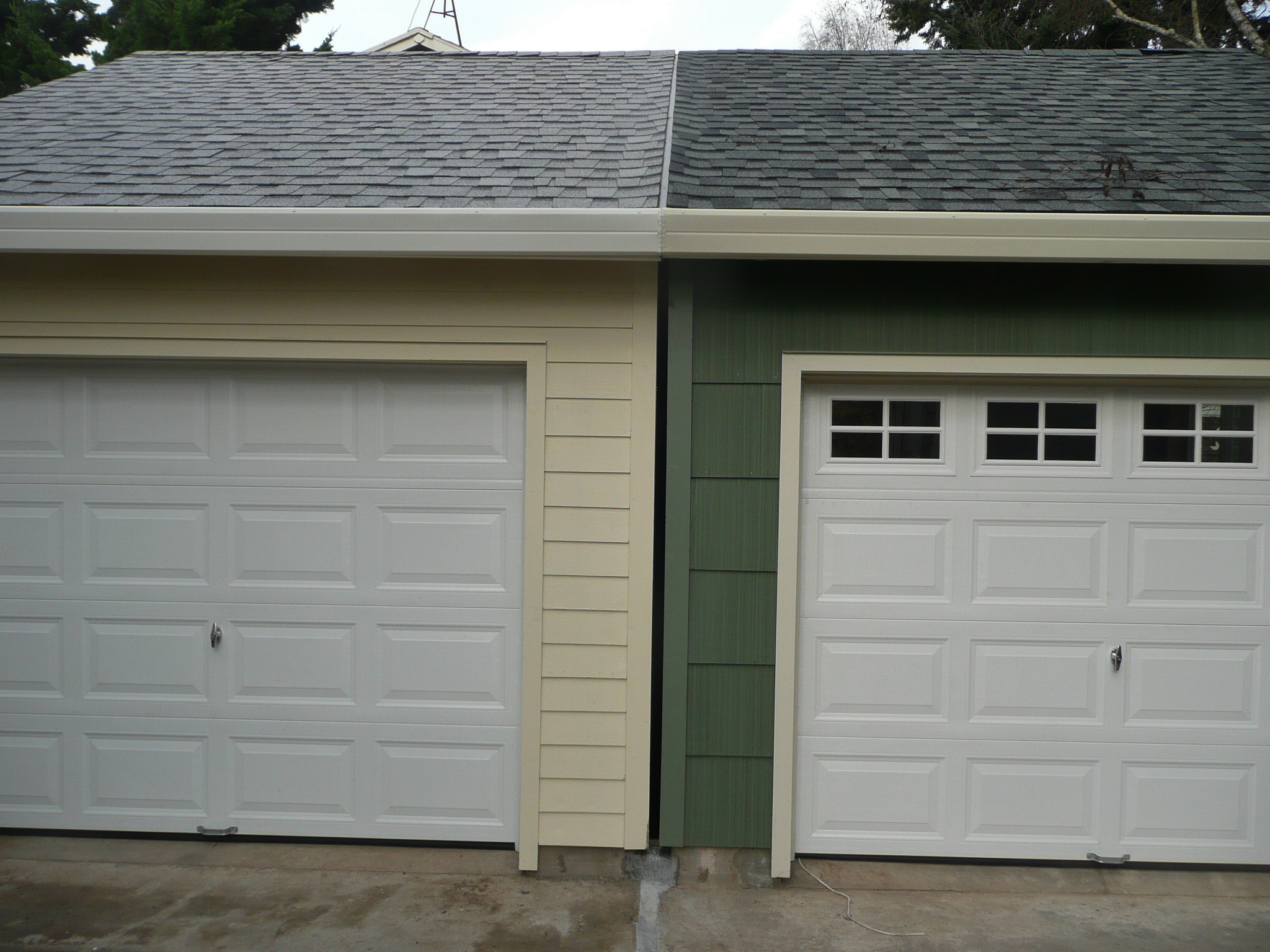 Galleries continued portland garage builders for Piani garage separati