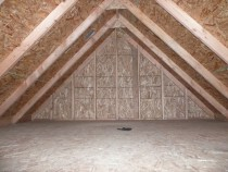 Standard Gable (5 ft clearance attic)