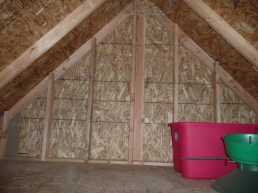 Standard Gable (5 ft clearance attic)