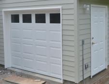 Standard raised panel doors